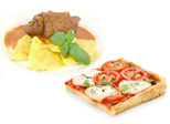Pizza & Fertiggerichte