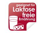 Laktosefreie Produkte