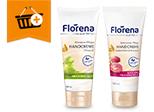Florena Handcreme: Kaufe 2 zahle 2,60€