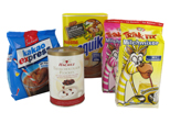 Kakao & Milchgetränkepulver