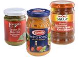Pastasaucen & Pesto