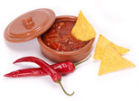 Taco & Salsa Dips