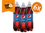 Pepsi Cola 1,5L: Kauf 6 zahle 5,34€