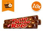 Nestlé Rolo Praline mit Toffee: Kaufe 10 zahle 8 Stück