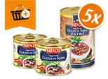 Menzi Ungarische Gulasch-Suppe: Kaufe 5 zahle 4 Stück