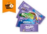 Milka: Kaufe mind. 2 Stück für mind. 5,00 € und spare 1,00 €