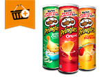 Pringles: Kaufe 4 zahle 7,60 €
