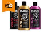 Syoss Shampoo & Spülung: Kaufe 2 zahle 6,80 €