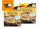Maggi fix & frisch Geschnetzeltes Zürcher Art: Kaufe 4 zahle 2,96 €