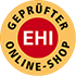 EHI geprüfter Onlineshop